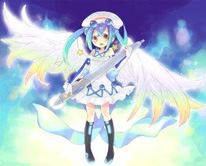 Rating: Safe Score: 6 Tags: tatetsu_teto wings User: bunnygirl