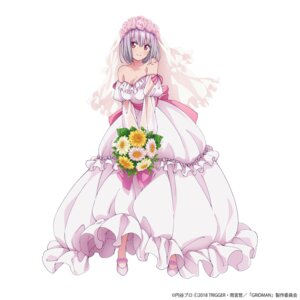 Rating: Safe Score: 23 Tags: cleavage dress shinjou_akane ssss.gridman tagme wedding_dress User: sorafans