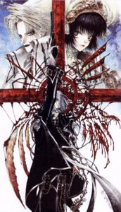 Rating: Safe Score: 2 Tags: thores_shibamoto trinity_blood User: Radioactive