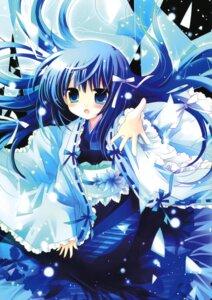 Rating: Safe Score: 36 Tags: kimono lolita_fashion sakurazawa_izumi wa_lolita User: demon2