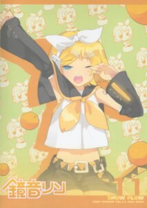 Rating: Safe Score: 7 Tags: kagamine_rin tako_ashin vocaloid User: Radioactive