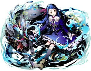 Rating: Safe Score: 23 Tags: divine_gate monster seifuku tagme User: saemonnokami