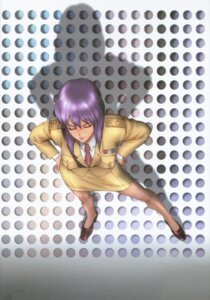 Rating: Safe Score: 13 Tags: ghost_in_the_shell kusanagi_motoko uniform User: Radioactive