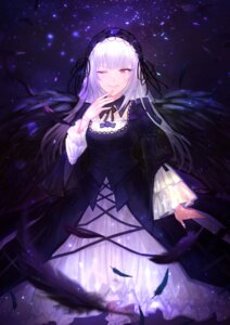 Rating: Safe Score: 28 Tags: hekiyama_yurika lolita_fashion rozen_maiden suigintou User: Nepcoheart