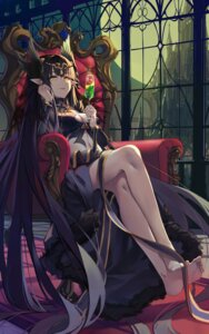 Rating: Safe Score: 54 Tags: assassin_of_red_(fate/apocrypha) baisi_shaonian cleavage fate/grand_order feet pointy_ears User: Mr_GT
