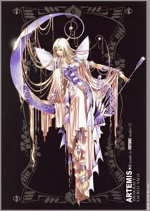 Rating: Safe Score: 19 Tags: artemis_(saint_seiya) future_studio saint_seiya User: Radioactive