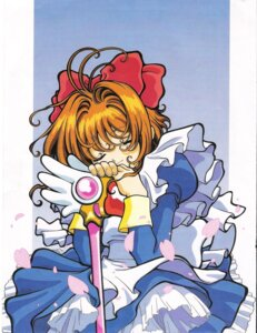 Rating: Safe Score: 8 Tags: card_captor_sakura kinomoto_sakura User: sayane