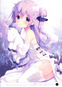 Rating: Safe Score: 77 Tags: azur_lane dress possible_duplicate shiratama shiratamaco thighhighs unicorn_(azur_lane) User: kiyoe