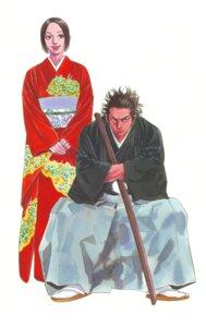 Rating: Safe Score: 1 Tags: inoue_takehiko vagabond User: Umbigo
