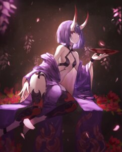 Rating: Questionable Score: 27 Tags: cleavage fate/grand_order horns no_bra open_shirt peulopi shuten_douji_(fate/grand_order) thighhighs User: nphuongsun93