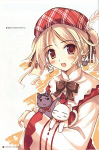 Rating: Safe Score: 11 Tags: agnes_boulange ko~cha shukufuku_no_campanella User: admin2