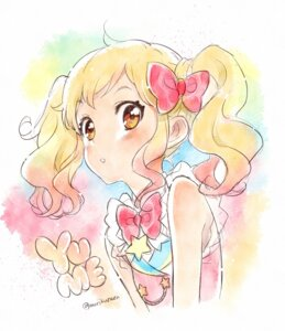 Rating: Questionable Score: 32 Tags: aikatsu! aikatsu_stars! morikura_en nijino_yume sketch User: nphuongsun93