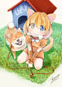 Rating: Safe Score: 18 Tags: animal_ears anthropomorphization tail tsurushima_tatsumi User: Mr_GT