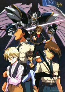 Rating: Safe Score: 7 Tags: chang_wufei duo_maxwell gundam gundam_wing heero_yuy male mecha quatre_raberba_winner trowa_barton User: Radioactive