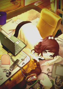Rating: Safe Score: 20 Tags: megane y-chan User: petopeto