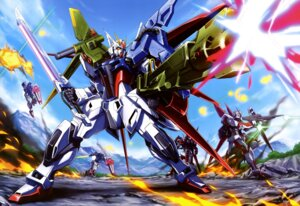 Rating: Questionable Score: 13 Tags: gundam gundam_seed User: drop