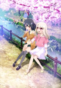 Rating: Safe Score: 39 Tags: dress fate/kaleid_liner_prisma_illya fate/stay_night illyasviel_von_einzbern luviagelita_edelfelt miyu_edelfelt thighhighs toosaka_rin User: drop