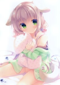 Rating: Questionable Score: 70 Tags: animal_ears peach_candy yukie User: Radioactive