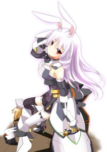 Rating: Safe Score: 41 Tags: animal_ears bunny_ears fatke thighhighs User: 椎名深夏