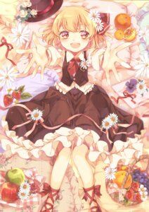 Rating: Safe Score: 21 Tags: rumia senju_(uroakono) touhou User: Mr_GT