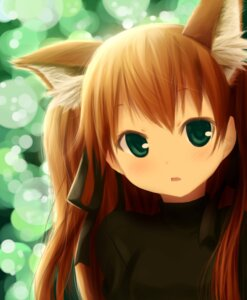 Rating: Safe Score: 60 Tags: animal_ears kanon kitsune sawatari_makoto wadapen User: yumichi-sama