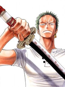 Rating: Safe Score: 5 Tags: male oda_eiichirou one_piece roronoa_zoro User: Davison