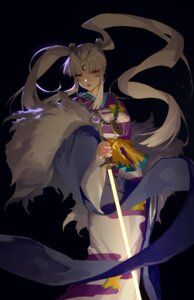 Rating: Safe Score: 14 Tags: inuyasha kimono sesshoumaru sword thank_star User: Mr_GT