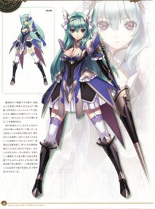 Rating: Questionable Score: 33 Tags: agarest_senki agarest_senki_2 armor cleavage dress hirano_katsuyuki profile_page screening stockings sword thighhighs victoria_(agarest_senki) weapon User: shadowninja