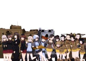 Rating: Safe Score: 11 Tags: akaboshi_koume aki_(girls_und_panzer) business_suit fukuda_(girls_und_panzer) girls_und_panzer hamada_(girls_und_panzer) hosomi_(girls_und_panzer) ikeda_(girls_und_panzer) itsumi_erika megane mika_(girls_und_panzer) mikko_(girls_und_panzer) nagura nishi_kinuyo nishizumi_maho nishizumi_shiho tamada_(girls_und_panzer) teramoto_(girls_und_panzer) uniform User: drop