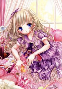 Rating: Safe Score: 9 Tags: dress mubi_alice User: kaguya940385