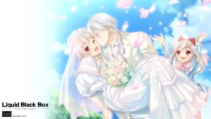 Rating: Safe Score: 15 Tags: dress kuroishi_ringo liquid mugen_renkan shujinkou_(mugen_renkan) wallpaper wedding_dress zowabo User: blooregardo
