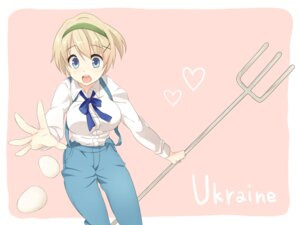 Rating: Safe Score: 9 Tags: buma.. hetalia_axis_powers ukraine wallpaper User: Amperrior