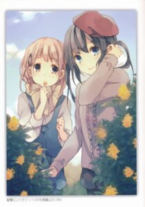 Rating: Safe Score: 40 Tags: hey_you! ousaka_nozomi User: mash