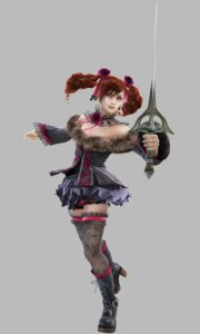 Rating: Safe Score: 2 Tags: amy_sorel dress fishnets gothic_lolita heels lolita_fashion soul_calibur soul_calibur_iv sword thighhighs weapon User: Yokaiou