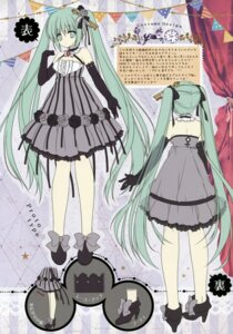 Rating: Safe Score: 31 Tags: dress hatsune_miku tatekawa_mako vocaloid wnb User: Twinsenzw