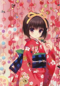 Rating: Safe Score: 49 Tags: kimono santa_festa santa_matsuri User: fireattack