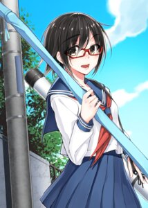 Rating: Safe Score: 20 Tags: megane ryou@ryou seifuku User: nphuongsun93