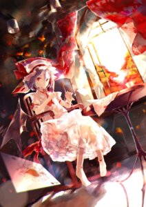 Rating: Safe Score: 25 Tags: remilia_scarlet see_through tagme touhou wings User: BattlequeenYume