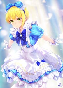 Rating: Safe Score: 16 Tags: infinote miyamoto_frederica the_idolm@ster the_idolm@ster_cinderella_girls User: Mr_GT