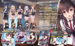 Rating: Questionable Score: 24 Tags: asamori_mitsuki boku_no_mirai_wa_koi_to_kakin_to._~charge_to_the_future~ business_suit kitami_rio kurebayashi_noe mahara_shiori marui niro nylon saionji_nana seifuku sonora thighhighs wataya_azusa User: Radioactive