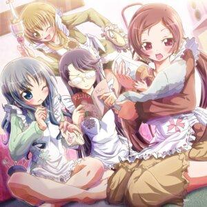 Rating: Safe Score: 4 Tags: hanasaki_tsubomi heartcatch_pretty_cure! inoshishi kurumi_erika megane myoudouin_itsuki pretty_cure tsukikage_yuri User: eridani