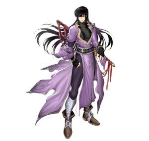 Rating: Questionable Score: 3 Tags: fire_emblem fire_emblem:_seisen_no_keifu fire_emblem_heroes heels nintendo okuma_yugo shannan sword User: fly24