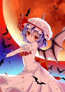 Rating: Safe Score: 24 Tags: freeze remilia_scarlet touhou wings User: tbchyu001