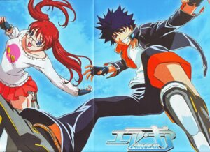 Rating: Safe Score: 3 Tags: air_gear crease fixme megane minami_ikki noyamano_ringo oh!_great screening User: Davison