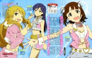 Rating: Safe Score: 11 Tags: akai_toshifumi amami_haruka hoshii_miki kisaragi_chihaya the_idolm@ster User: acas