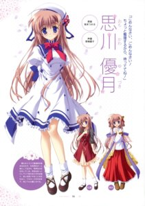 Rating: Safe Score: 20 Tags: arisue_tsukasa coming_x_humming!! dress japanese_clothes omokawa_yuzuki saga_planets seifuku User: crim