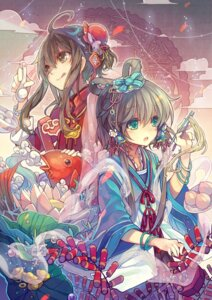 Rating: Safe Score: 37 Tags: ane_niku luo_tianyi vocaloid yuezheng_ling User: Zenex