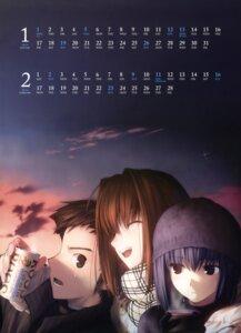 Rating: Safe Score: 8 Tags: calendar koyama_hirokazu mahou_tsukai_no_yoru type-moon User: HIGHGOOD525