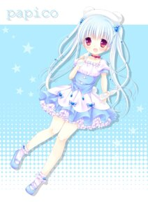 Rating: Safe Score: 38 Tags: dress mizuse_ruka papico User: lichtzhang