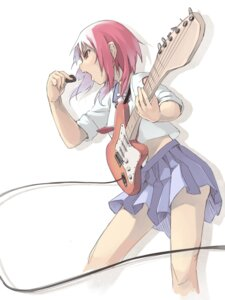 Rating: Safe Score: 16 Tags: angel_beats! foge guitar iwasawa seifuku User: Radioactive